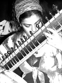 Sheema Mukherjee, Female Sitarist, Musician